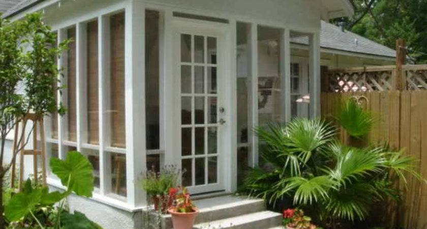 Enclosed Porch Smaller Homes Forum Garden Web