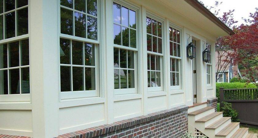 Enclosed Porches Ideas Karenefoley Porch