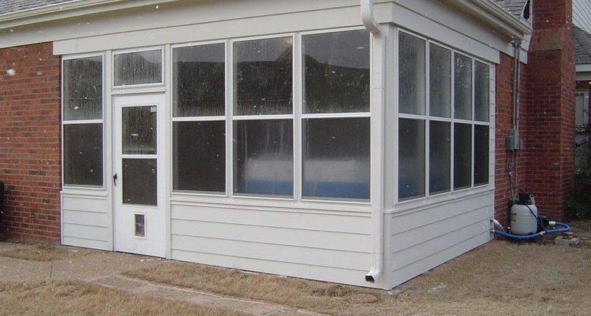 Enclosed Porches Mesmerizing Porch