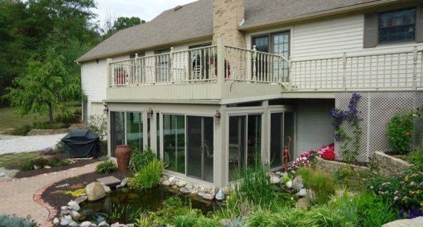 Enclosed Porches Sunrooms Dallas Beewindow Porch