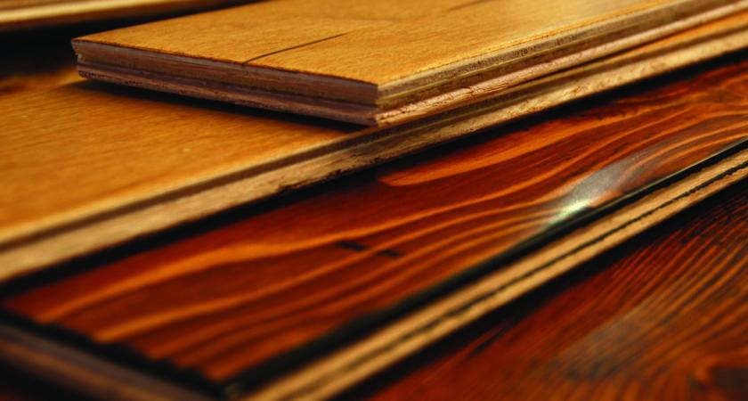 Engineered Wood Flooring Real