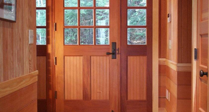 Entryway Flooring Ideas Hall Transitional Arm Chair