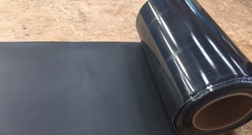 Epdm Rubber Roofing Flashing Tape Sold Per Mtr Ebay