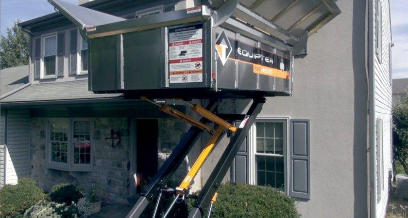 Equipter Roofing Trailer Youtube