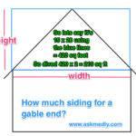 Estimate Vinyl Siding Askmediy