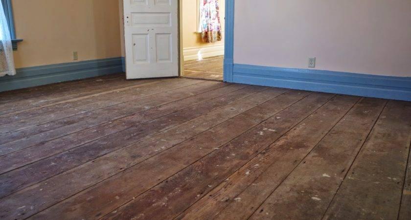 Eureka Victorian Restoration Redwood Floors