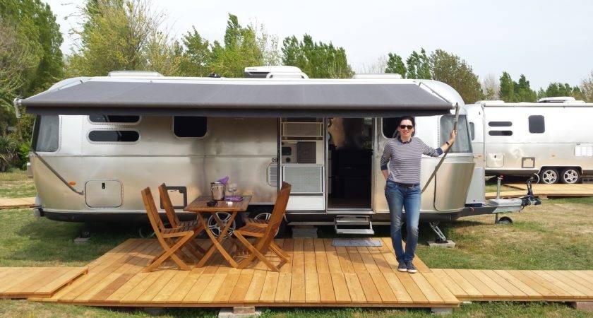 European Airstream Gathering Camping Savio Blog