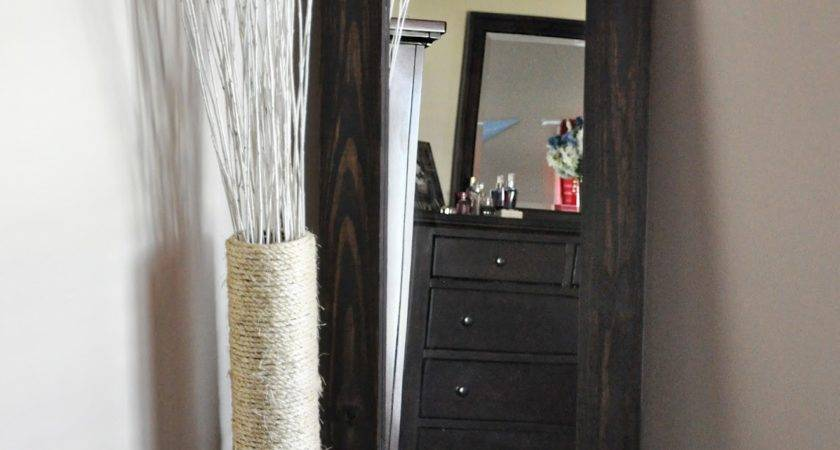 Everday Diy Length Mirror Floor Vase