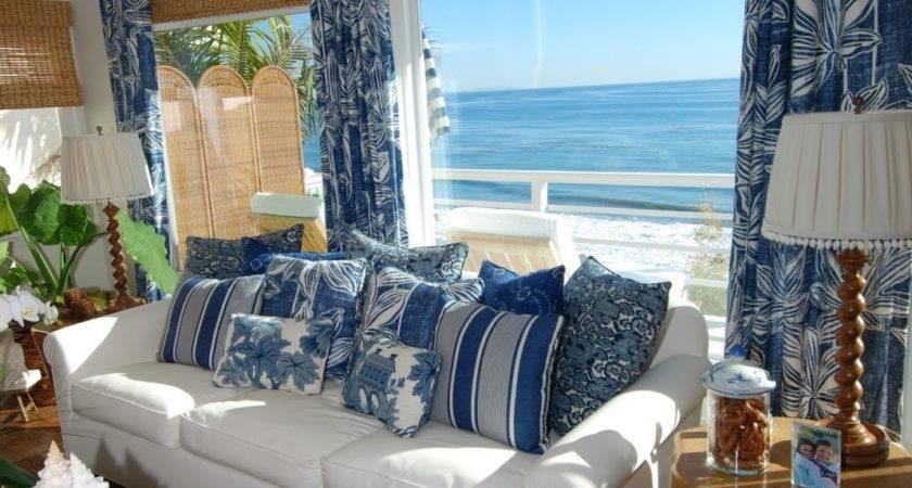 Everything Coastal Sea Blue White Always