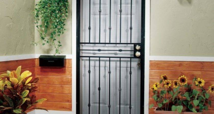 Example Mobile Home Screen Doors Homes Ideas