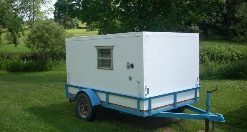 Excellent Diy Camper Trailer Designs Fakrub