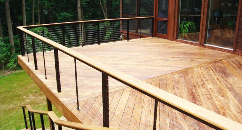 Exceptional Cheap Deck Railing Inexpensive
