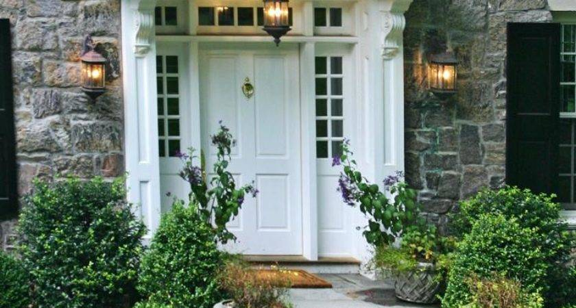 Exciting Front Door Portico Kits Contemporary Exterior