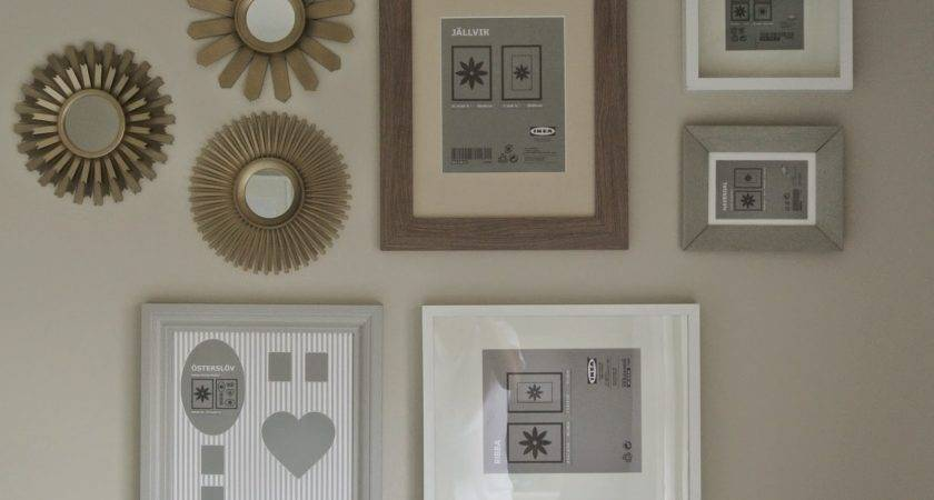 Exclusive Ideas Wall Frames Set Frame