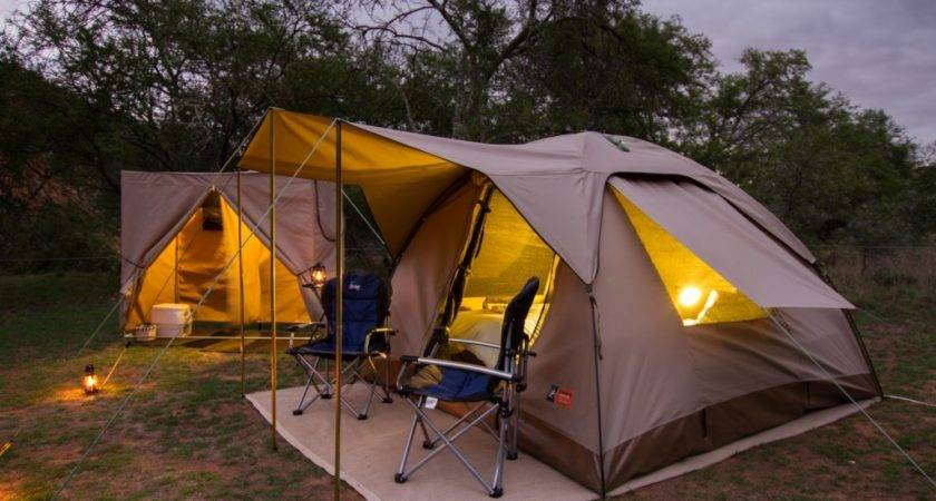 Explorer Camps Offer Affordable Accommodation Solution