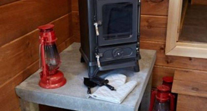 Exquisite Kimberly Stove Inside Motorhome Install