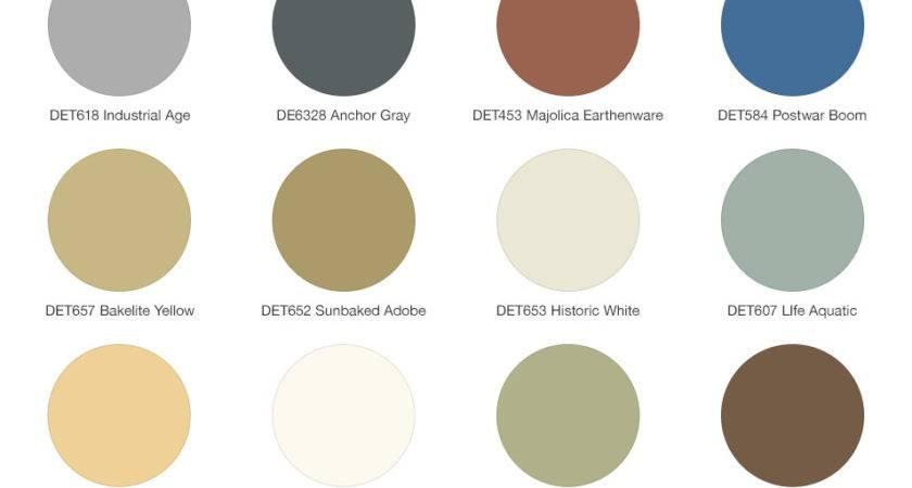 Exterior Color Palette Home Design