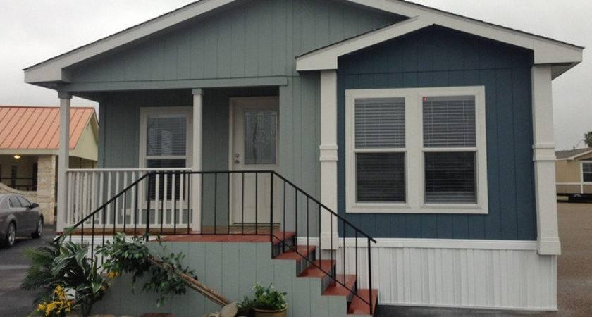 Exterior Color Schemes Mobile Homes Ideas
