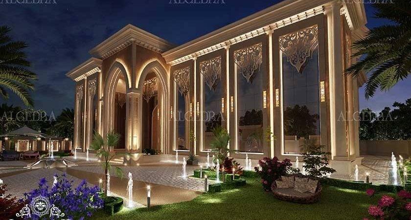Exterior Design Best Villa Exteriors Algedra