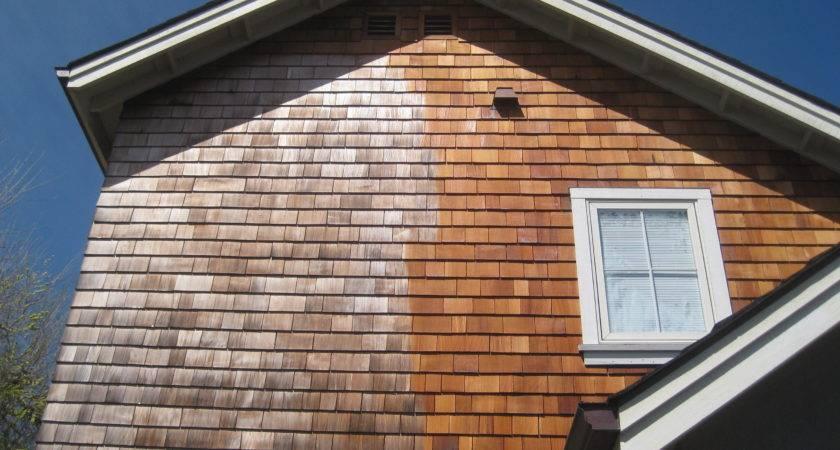 Exterior Design Install Cedar Shake Siding