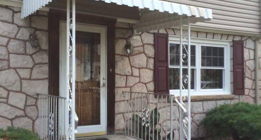 Exterior Door Awnings