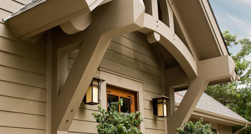 Exterior Front Entrance Design Ideas Craftsman
