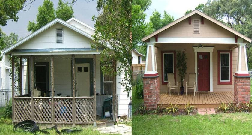 Exterior Home Renovations Cheap Renovation