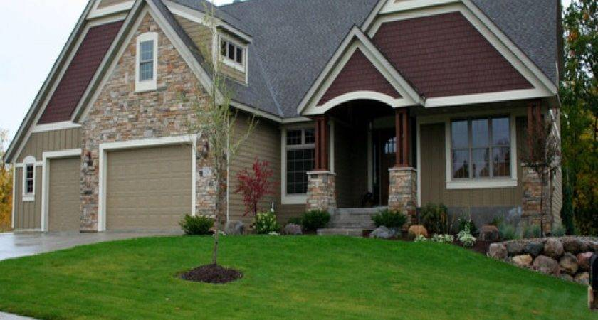 Exterior Home Siding Ideas