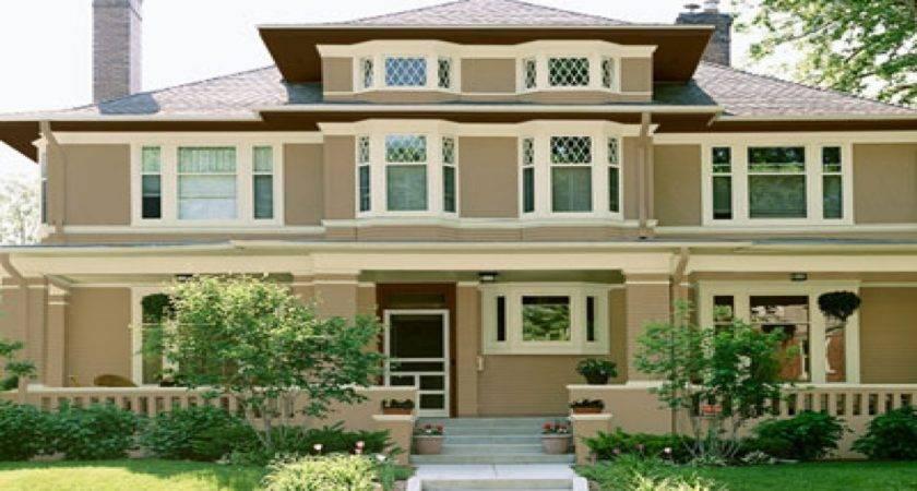 Exterior House Color Combination Ideas Home Design