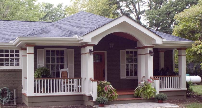 Exterior Mansard Roof Gable Framing