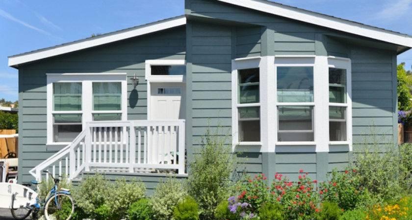 Exterior Mobile Home Colors Photos Homes Ideas