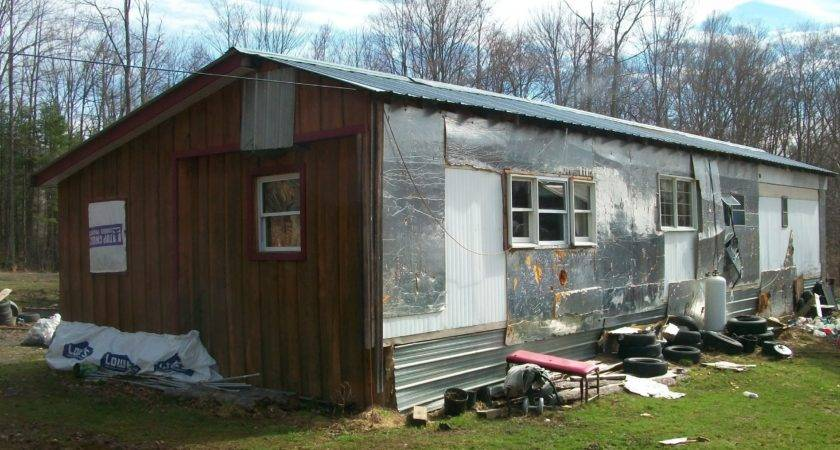 Exterior Mobile Home Remodeling Ideas Photos