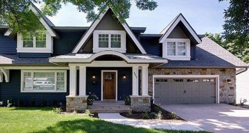 Exterior Outside Home Remodeling Ideas Stunning House