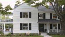 Exterior Paint Color Combinations Older Homes
