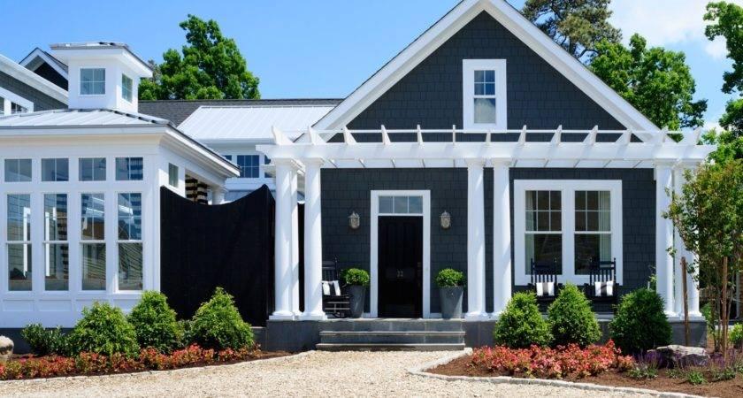 Exterior Paint Colors Blue Gray Granite