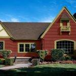 Exterior Paint Colors Cottages English Cottage Style
