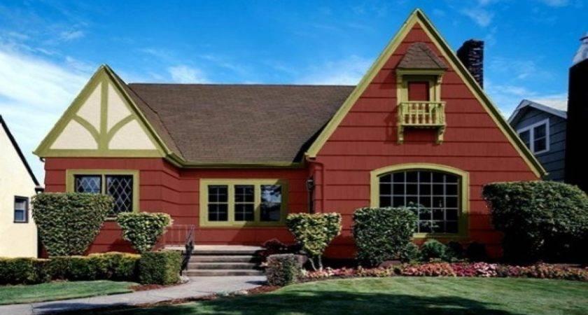 Exterior Paint Colors Cottages English Cottage Style