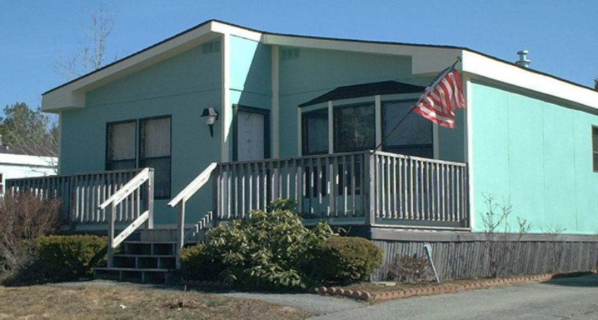 Exterior Paint Ideas Mobile Homes Painting