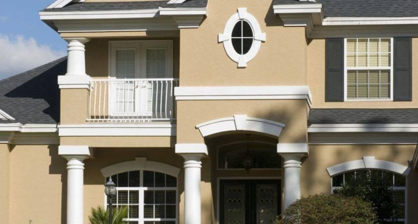 Exterior Paint Schemes Consider Your Surroundings