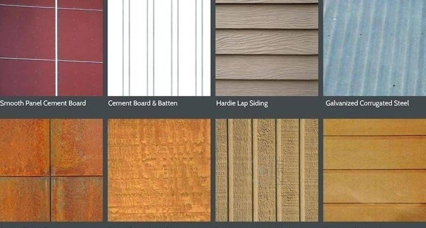 Exterior Plywood Siding Types
