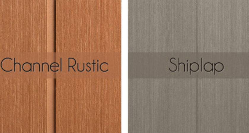 Exterior Plywood Siding Types