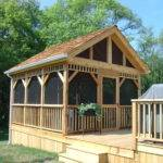 Exterior Remodeling Gazebos Screened Porches