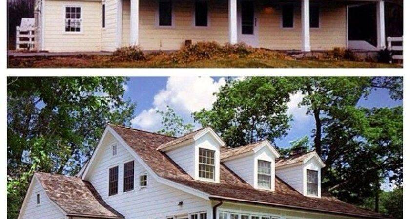 Exterior Renovations Before After Home Design