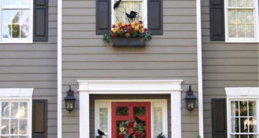 Exterior Shutter Color Ideas Ranch House Kitchens