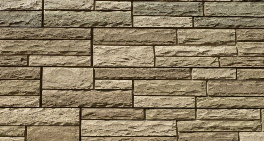 Exterior Stone Panel Siding Home Design Mannahatta