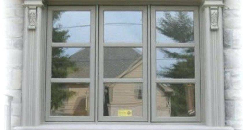 Exterior Window Trim Options Home Windows Design
