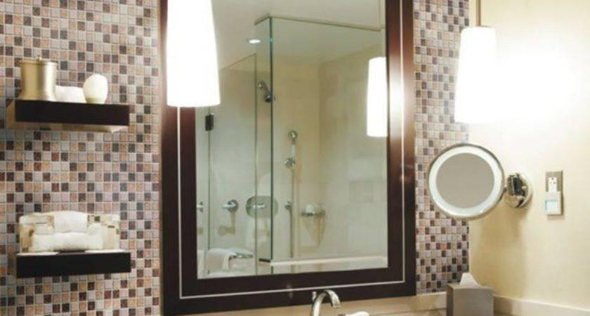Eye Catching Bathroom Backsplash Ideas