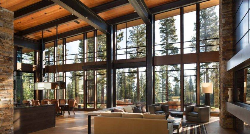 Fabulous Mountain Modern Retreat High Sierras