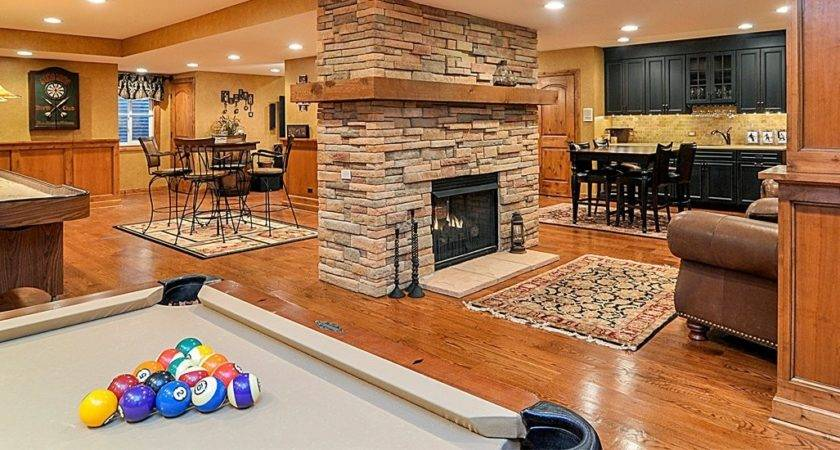 Facsinating Basement Remodeling Ideas Have
