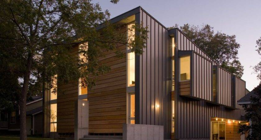 Fairfield House Modern Exterior Austin Webber